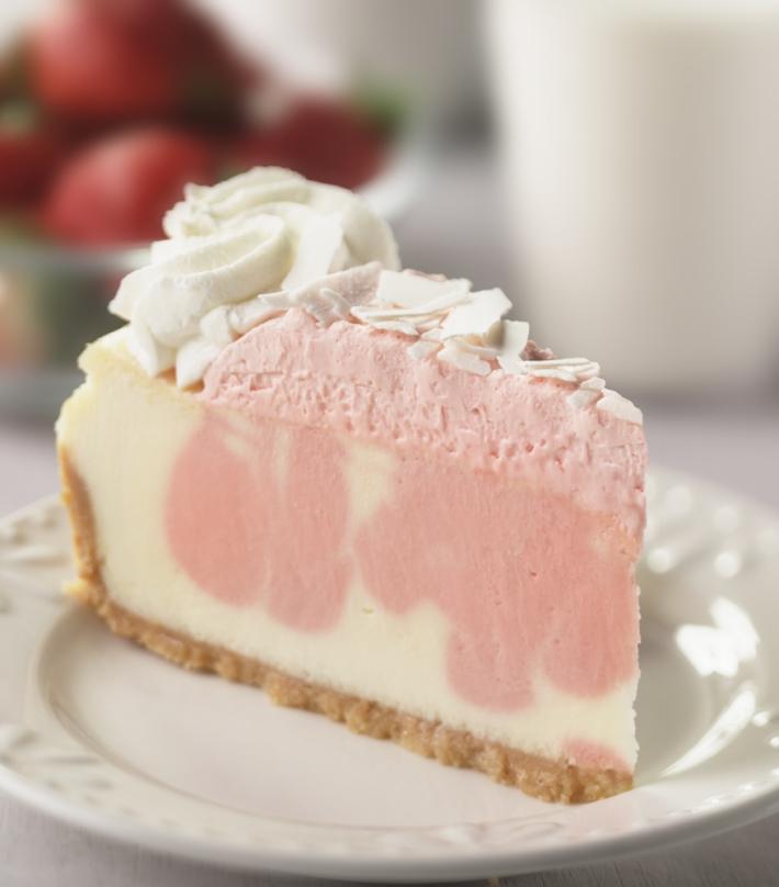 Strawberries & Cream!